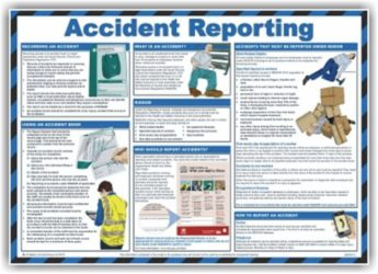 Safety Poster – Accident Reporting