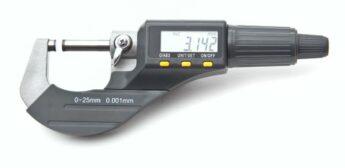 Digital Micrometer 0 – 25mm