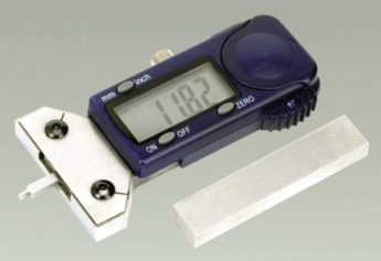 Digital Tyre Depth Gauge – DVSA approved for MOT use