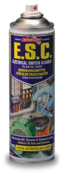 Electrical Switch and Contact Cleaner