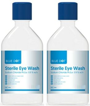 Eye Wash – 2 x 500ml Bottle