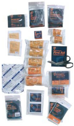 Workplace First Aid Kit – REFILL