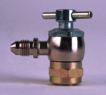 Hydragas / Hydrolastic Suspension Low Loss Connector Valve