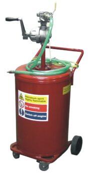 Fuel Retriever – Manual Pump – 75 Lt capacity