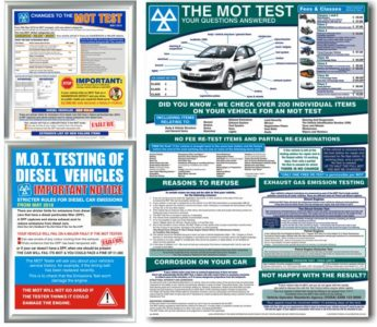 MOT Poster 3 PACK – (DTI + MTC + MCI)