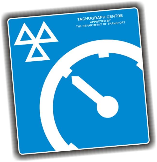 Tachograph Calibration Test Centre Sign