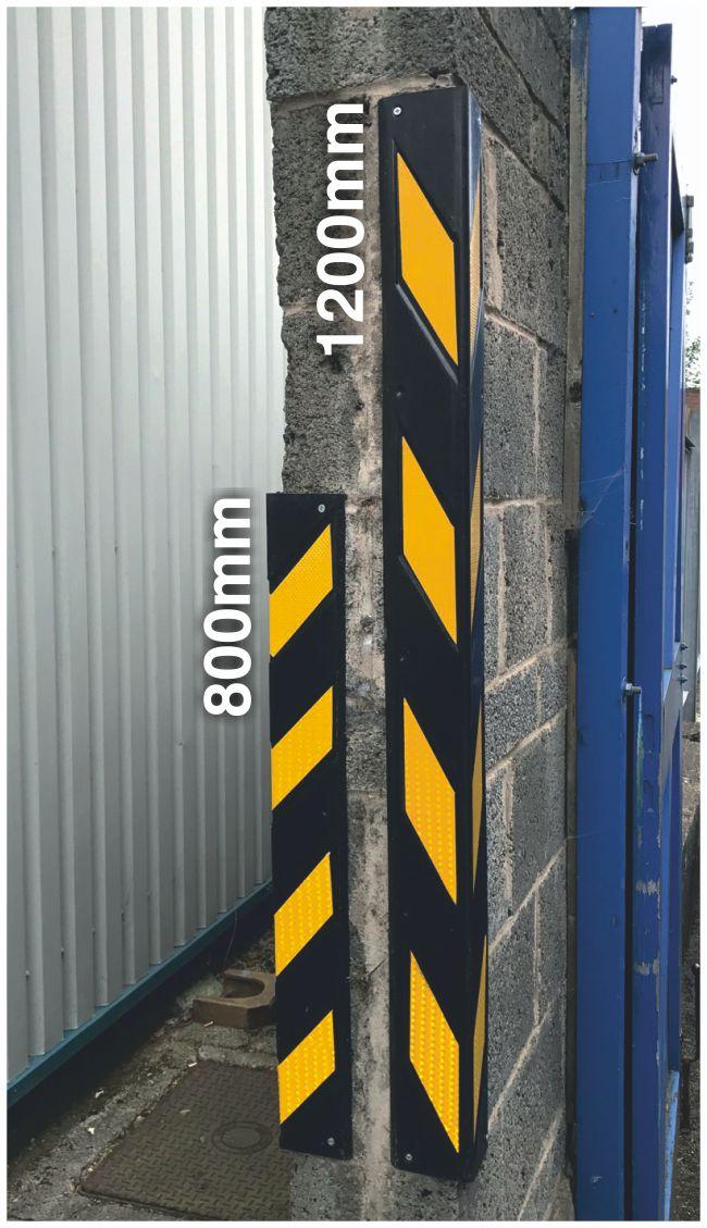 Rubber Corner Protector Guards