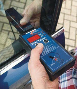 Bowmonk Tint Testa, Vehicle Tint Tester