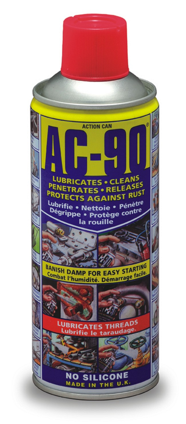 Multi-Purpose Lubricant Spray 1 x 500ml Aerosol