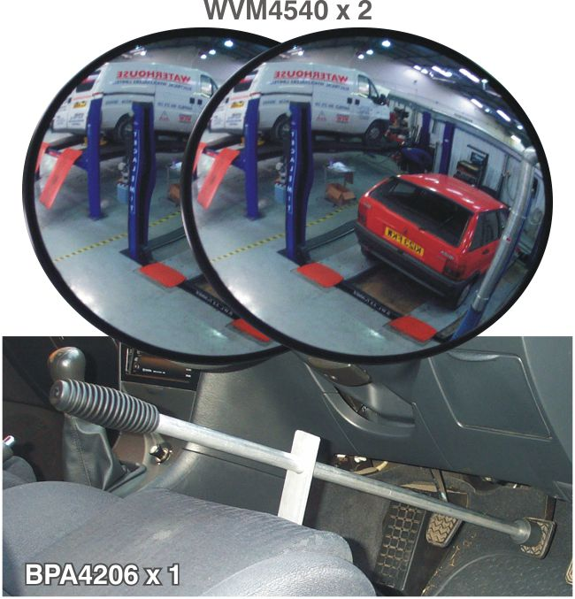 ATL Upgrade Pack (2 x WVM4540 + 1 x BPA4206)