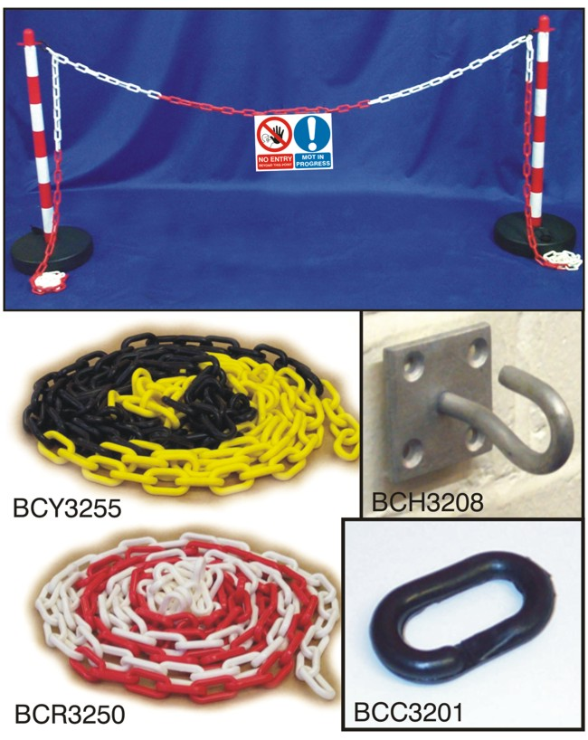Barrier Chain System