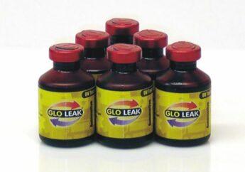 U.V. Leak Detection Glo-Leak Fluid – for Oils 6 x 25ml Bottles