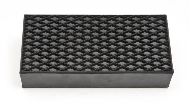 Rubber Riser Block SMALL – 40mm high – PER PAIR