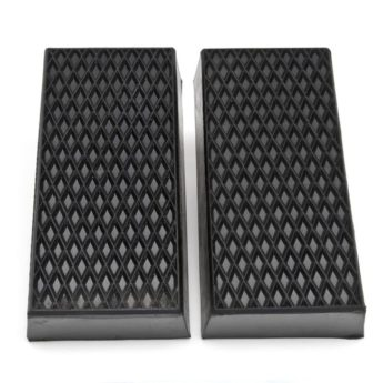 Rubber Riser Block SMALL – 40mm high – PER PAIR
