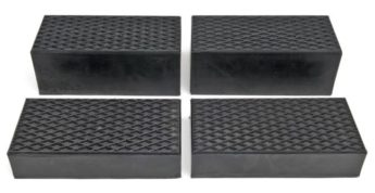 Solid Rubber Riser Blocks