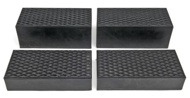 Solid Rubber Riser Blocks