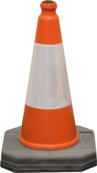 Traffic Hazard Cone – 500mm