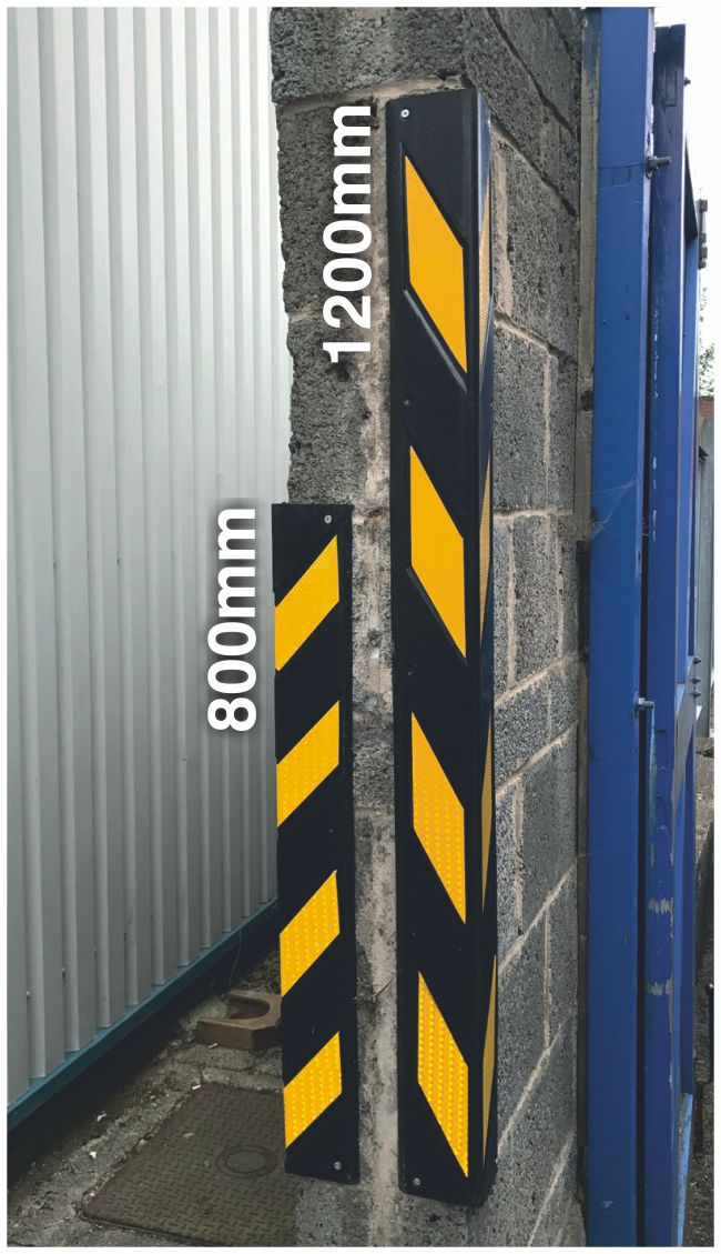 Rubber Corner Protector 800mm