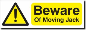 Beware of Moving Jack