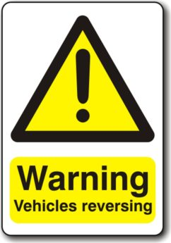 Warning Vehicles Reversing