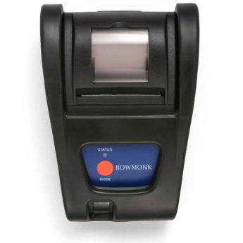 Bowmonk Infrared Printer for Brake Test Meter