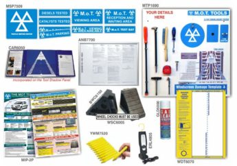 MOT Ancillary Pack (Standard)