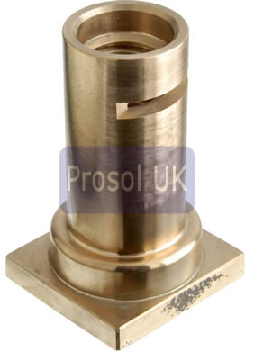 Laycock Lift Nuts LNL0314 Square Main Nut 2 Post