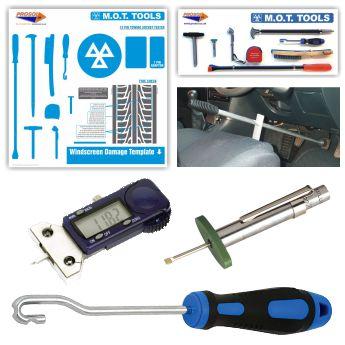 MOT Bay Essentials & Tools