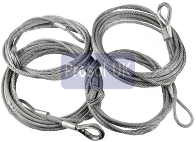 Westinghouse Lift Cables ZGL0110 4 Post