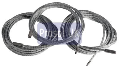 Carbench Lift Cables ZGL0118 Mk1