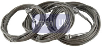 Laycock Lift Cables ZGL0141 219673/K3500
