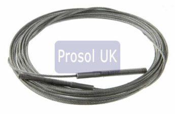 Nussbaum Lift Cables ZGL2842 3.5T 4 post 440H 97095/97096/97097/97098