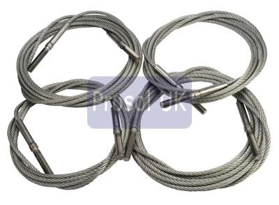Boston - Lift Cables