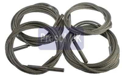 Sun - Lift Cables
