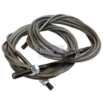 Werther Lift Cables ZGL3695 430BL
