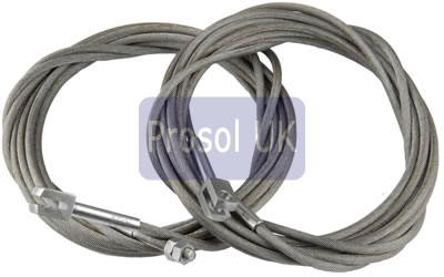 Laycock Lift Cables ZGL0136 K1700 220476
