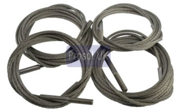 Rotary - Lift Cables (Four Post)