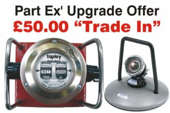 Electronic Tapley Meter – Part Ex Upgrade Offer