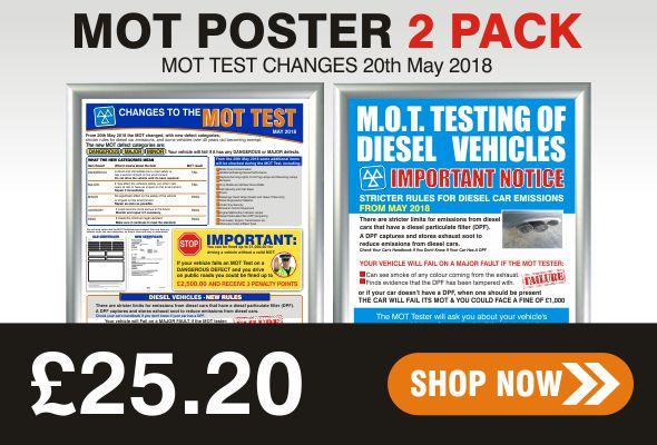 MOT Poster 2 Pack