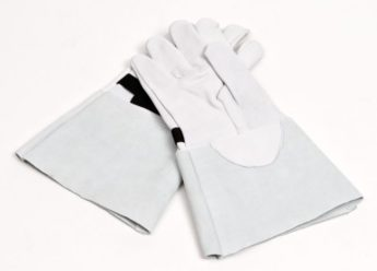 Leather Over-Gloves for Electrical Safety Gloves – MEDIUM