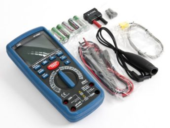 EHV Multimeter and Insulation Tester – CATIII Certified