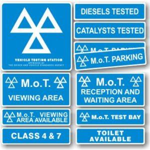 MOT-Signs