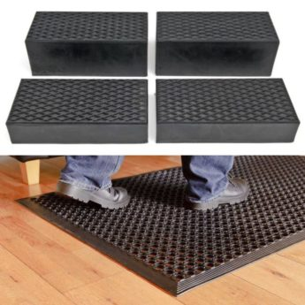 Rubber Blocks & Mats