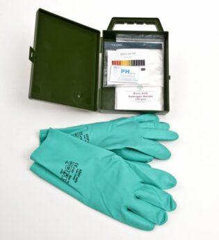 NiMH Battery Electrolyte Spill Neutralisation Kit