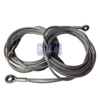 Autec Lift Cables ZGL2187 AL3044 MOT