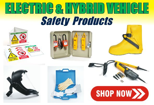 Electric-hybrid-vehicle-safety-products