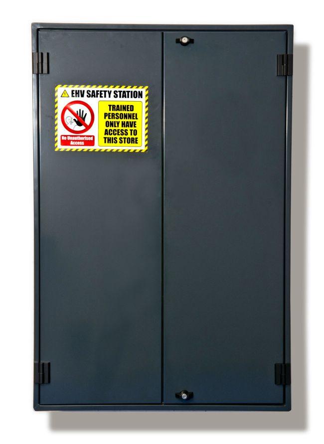ProStore Wall Mount Storage Cabinet