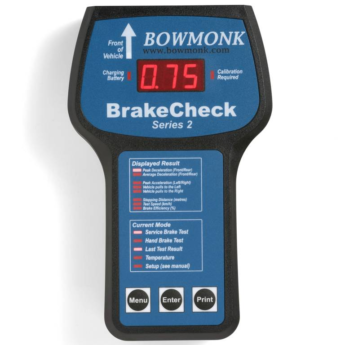 Bowmonk Brake Test Meter Plus (99 Test Memory)