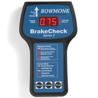 Bowmonk BrakeCheck FLT (Forklift Truck) BOW801L