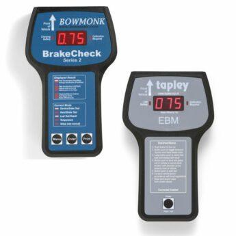 Bowmonk & Tapley Brake Testers